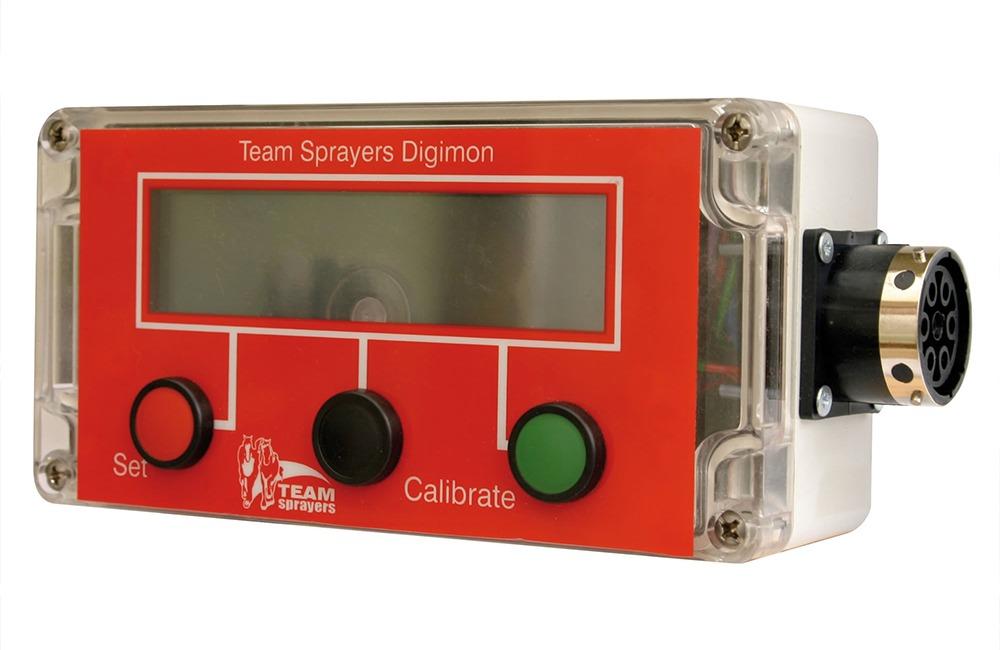 Team Sprayers digimon
