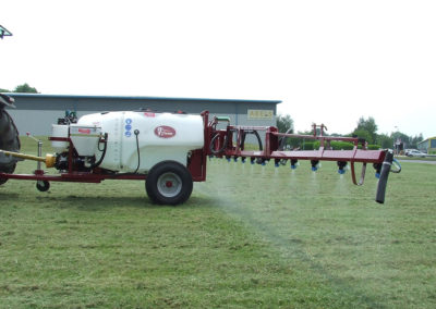 Team Fairway Sprayer