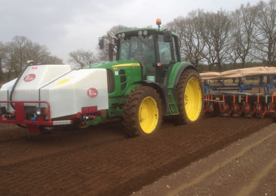 Team Liquid Fertiliser Applicator