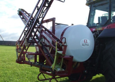 Team Alpha Crop Sprayer
